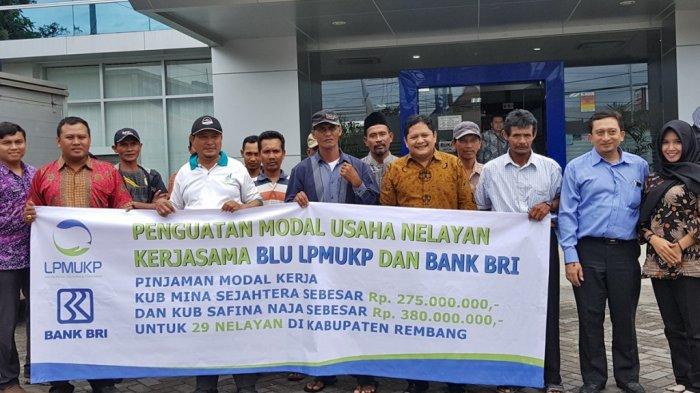 KKP Berikan Akses Permodalan untuk Nelayan Rembang