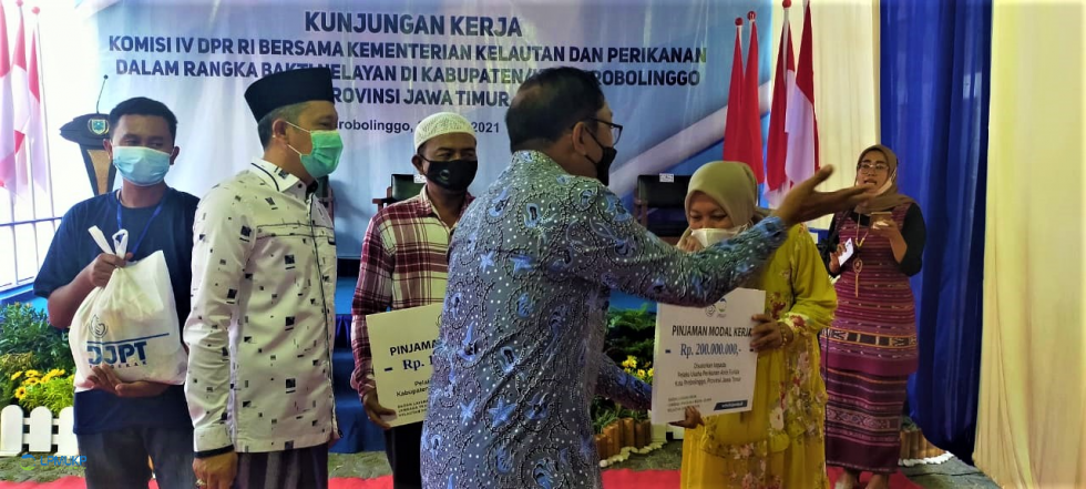 Anggota DPR Ajak Nelayan Manfaatkan Bunga Rendah Dana ...
